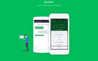 JIVOCHAT – O melhor Chat para o seu site!
